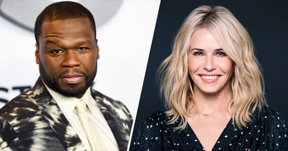 A Joke Between Chelsea Handler And 50 Cent Ended Up Unearthing Haters