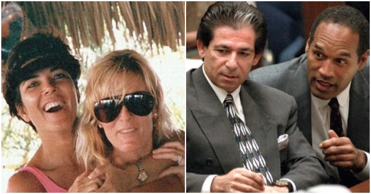 The 1995 O.J. Simpson Trial Tore The Kardashian Family Apart, And Here's Why