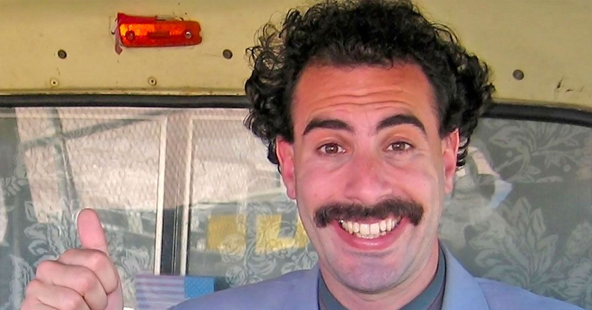 James Gunn Says This Iconic Character In 'Borat 2' Is His Hero