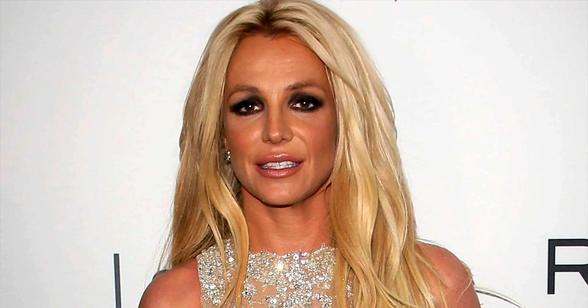 Britney Spears Seems To Be Drugged, Seductively Dancing In A Barely-There Dress