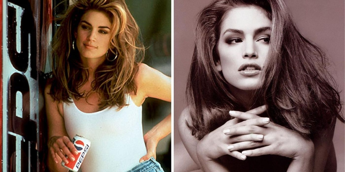 What Cindy Crawford Has Said About Her Infamous Mole | TheThings
