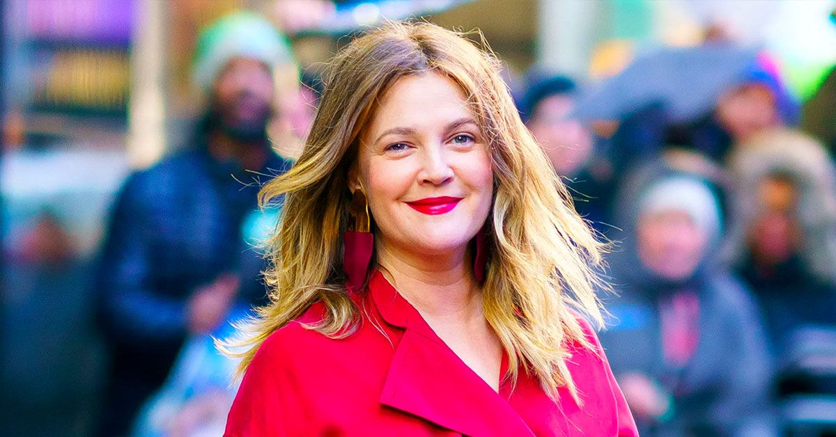 'Scream Queen' Drew Barrymore Reveals She's Terrified Of Scary Movies