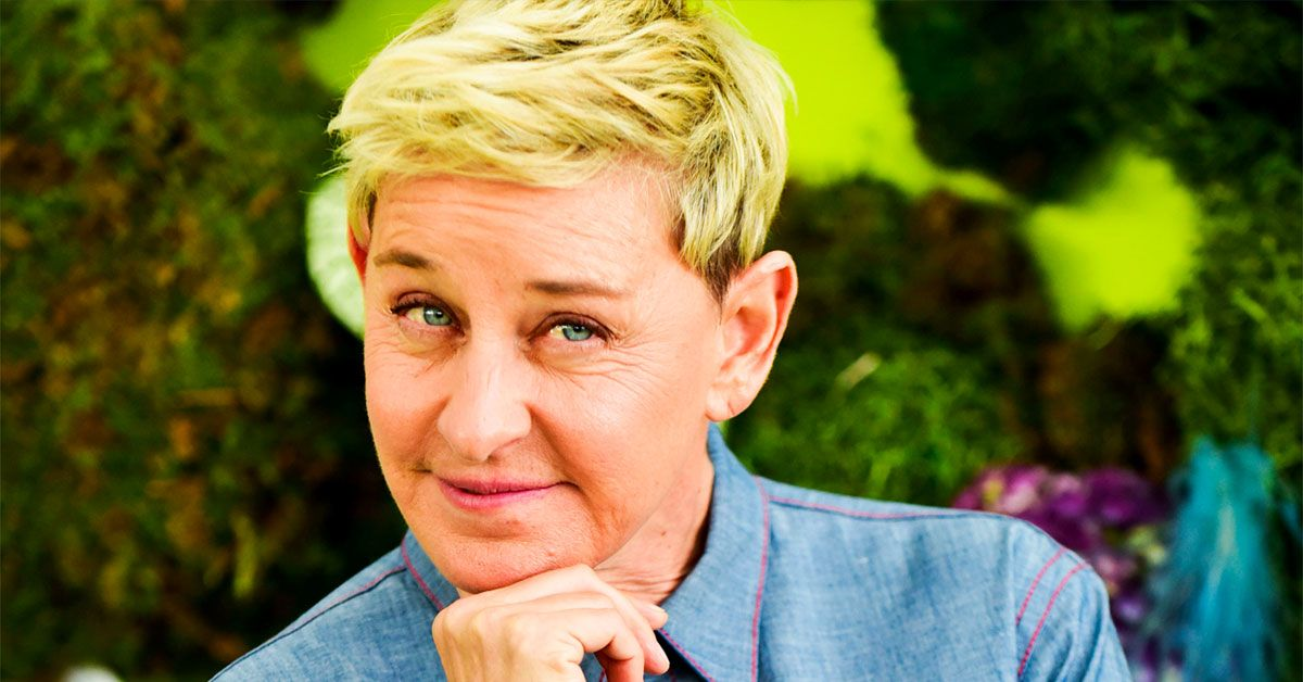 Ellen DeGeneres Launches A Raunchy Series Called #LadyParts