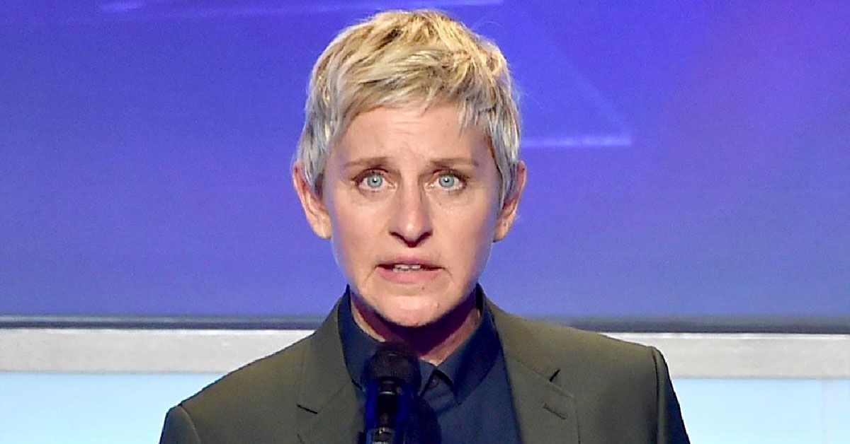 Ellen DeGeneres Is So Desperate For A Comeback, She Tweets Every Two Hours