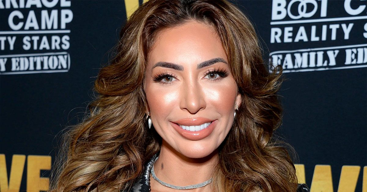 Farrah Abraham's Halloween Costume Almost Gave Her Chemical Poisoning