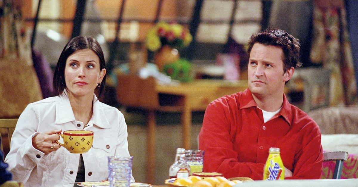 Is This Why Chandler And Monica Had A Hard Time Getting Pregnant On Friends?