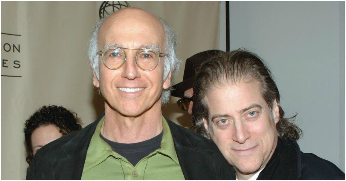 Inside Larry David's Epic Feud With Richard Lewis | TheThings