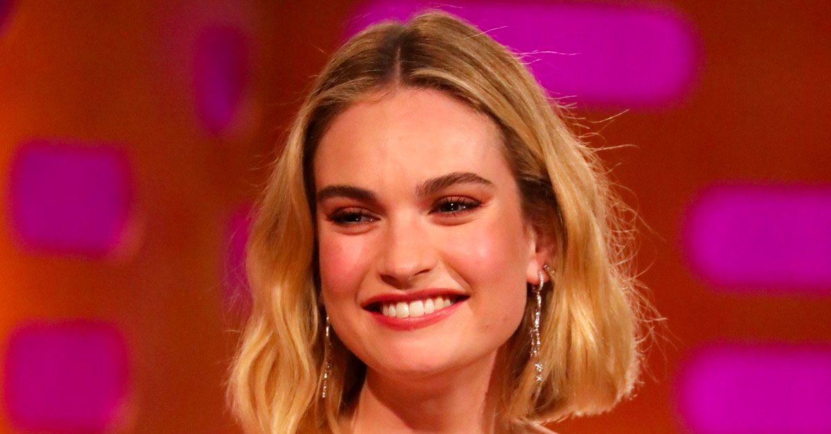Lily James' Grandmother Played This Role On Sci-Fi Cult Film 'Alien'