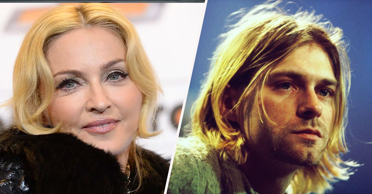 Fans Are Going Wild For Madonna's 'Nirvana Rendition' Of 'Smells Like Teen Spirit'