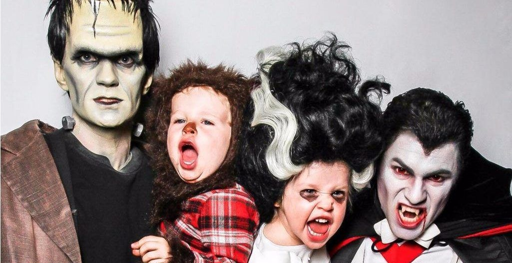 A Look At How Neil Patrick Harris Wins Halloween Every Year