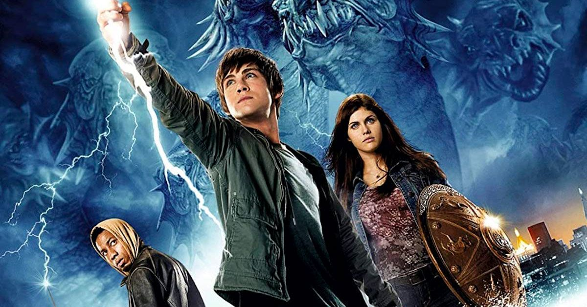 Fans Think Logan Lerman's Latest Post Is A Percy Jackson Throwback