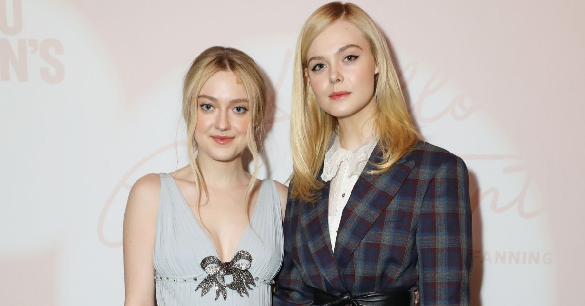 Dakota And Elle Fanning Reveal Their Parents Didn't Want Them To Become Actors