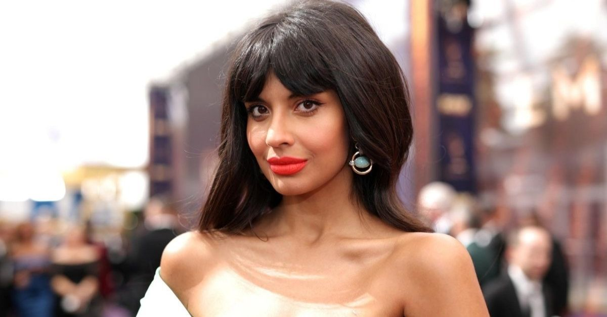 Jameela Jamil Calls Out Trump's Pro-Life Tweet For Only Being 'Pro-Birth'