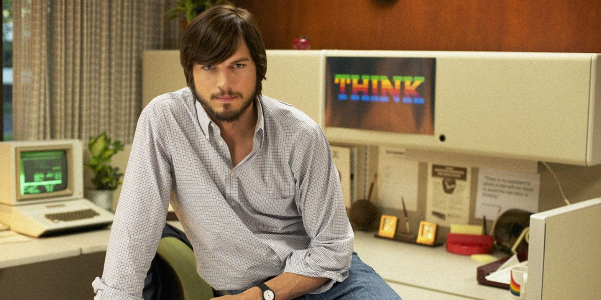 Did Ashton Kutcher Take Things Too Far To Play Steve Jobs?