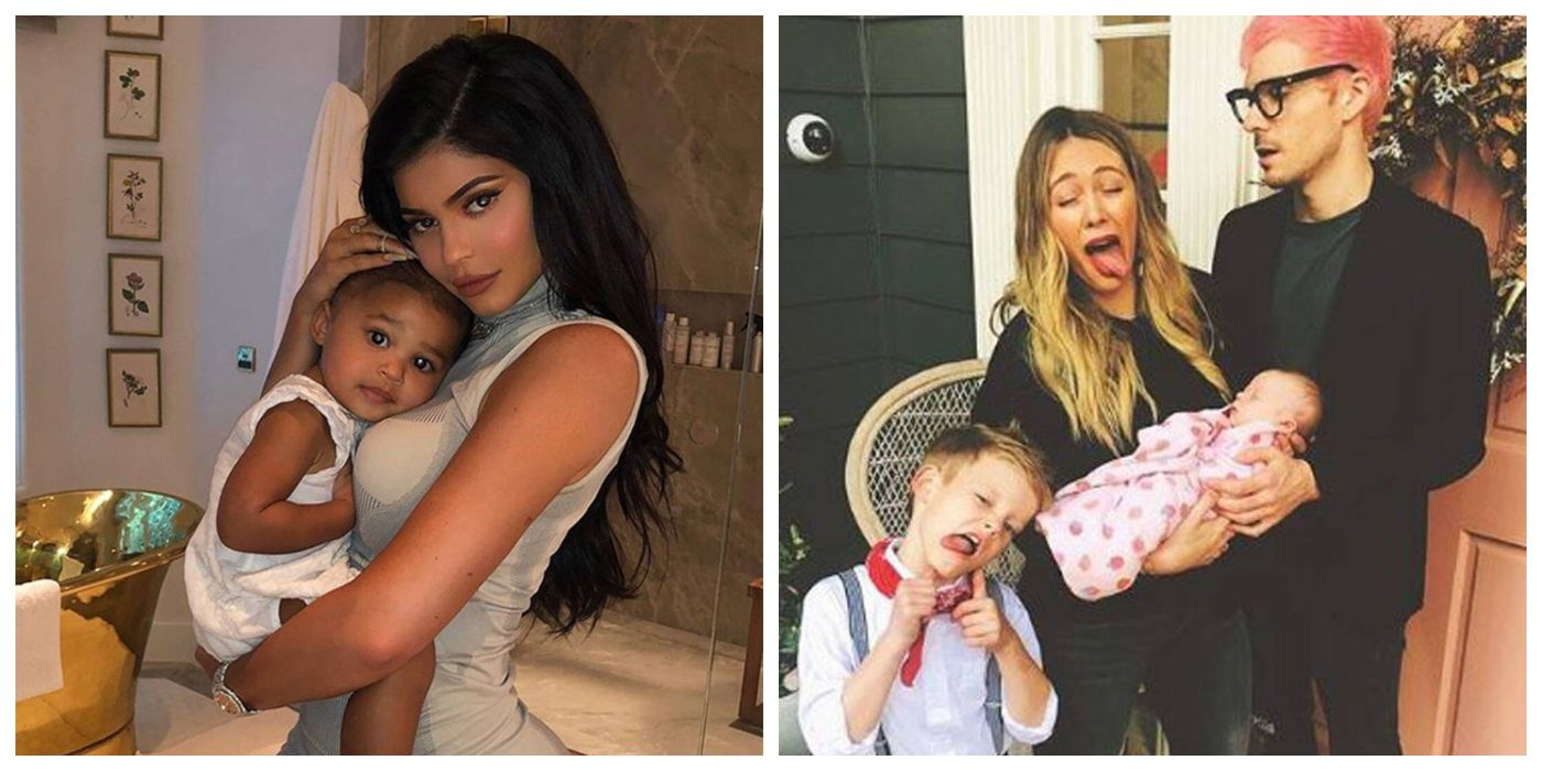 10 Celebs Who Became Parents Before The Age Of 25 | TheThings