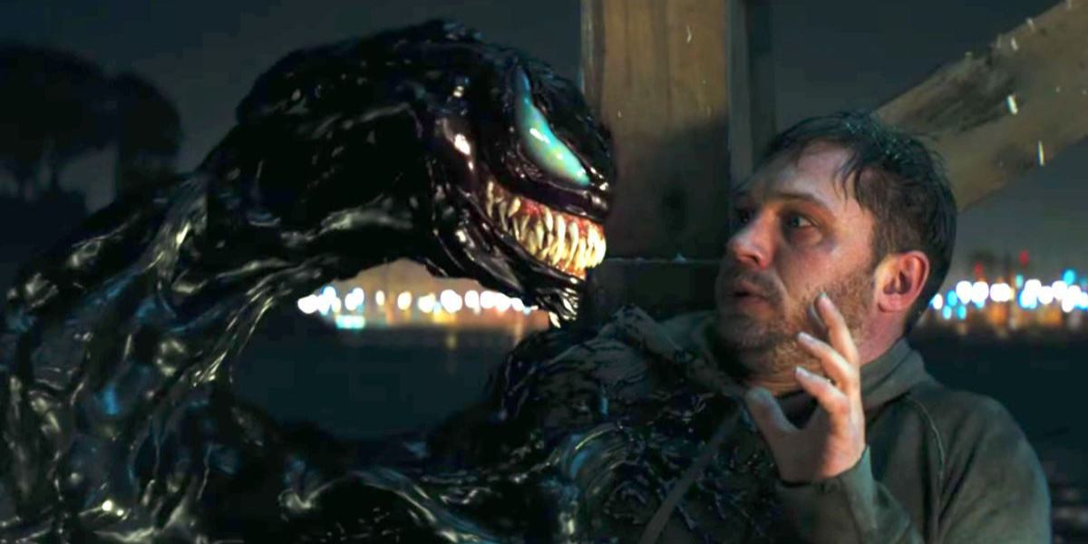 Here's How Much Tom Hardy Made For 'Venom' | TheThings