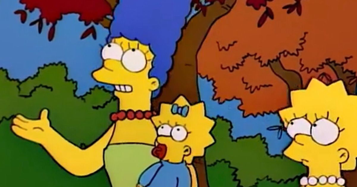 This Iconic Actress Once Voiced Maggie On 'The Simpsons'