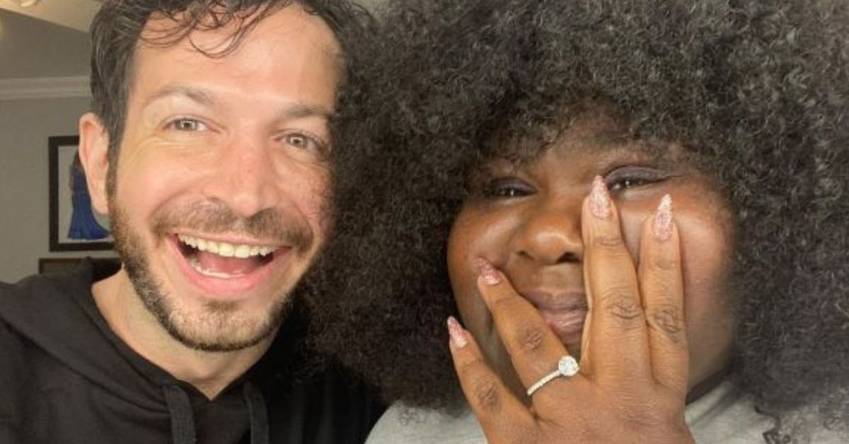 Gabourey Sidibe Catches Heat For Announcing Engagement To White Man