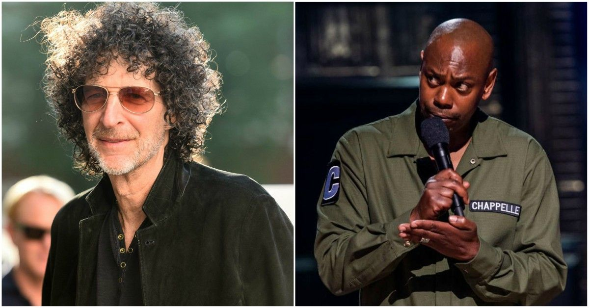 Why Dave Chappelle Won't Do 'The Howard Stern Show' Again