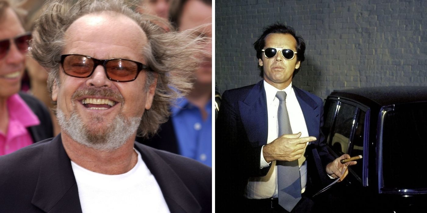 Here's Why Jack Nicholson Always Wears Dark Sunglasses