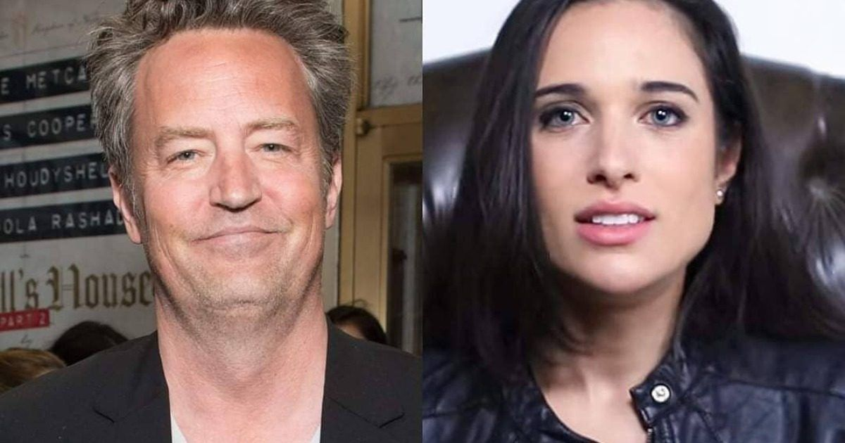 How Did Matthew Perry Meet His Fiancé, Molly Hurwitz?