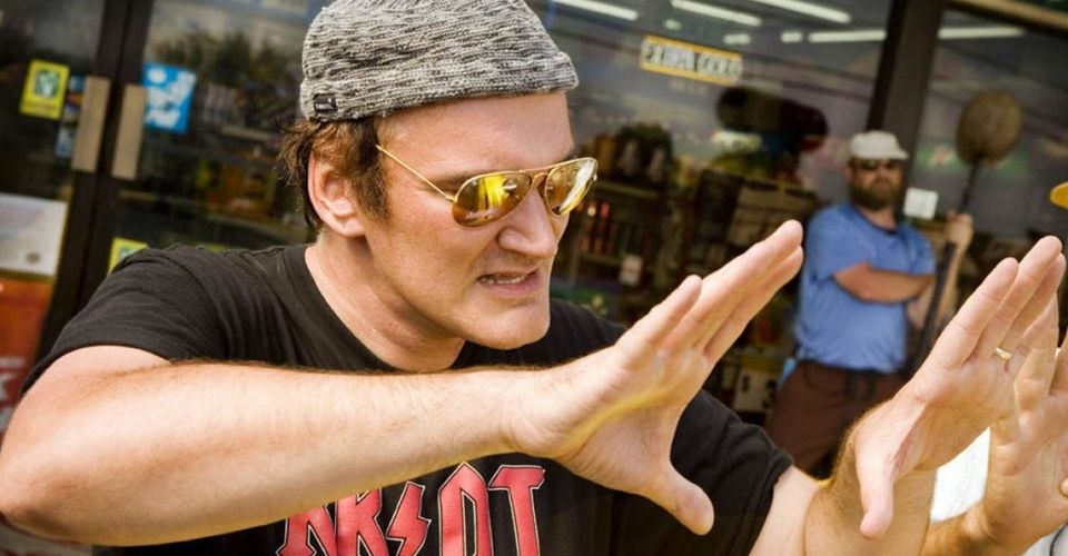 Here's When Quentin Tarantino Says He'll Finally Retire