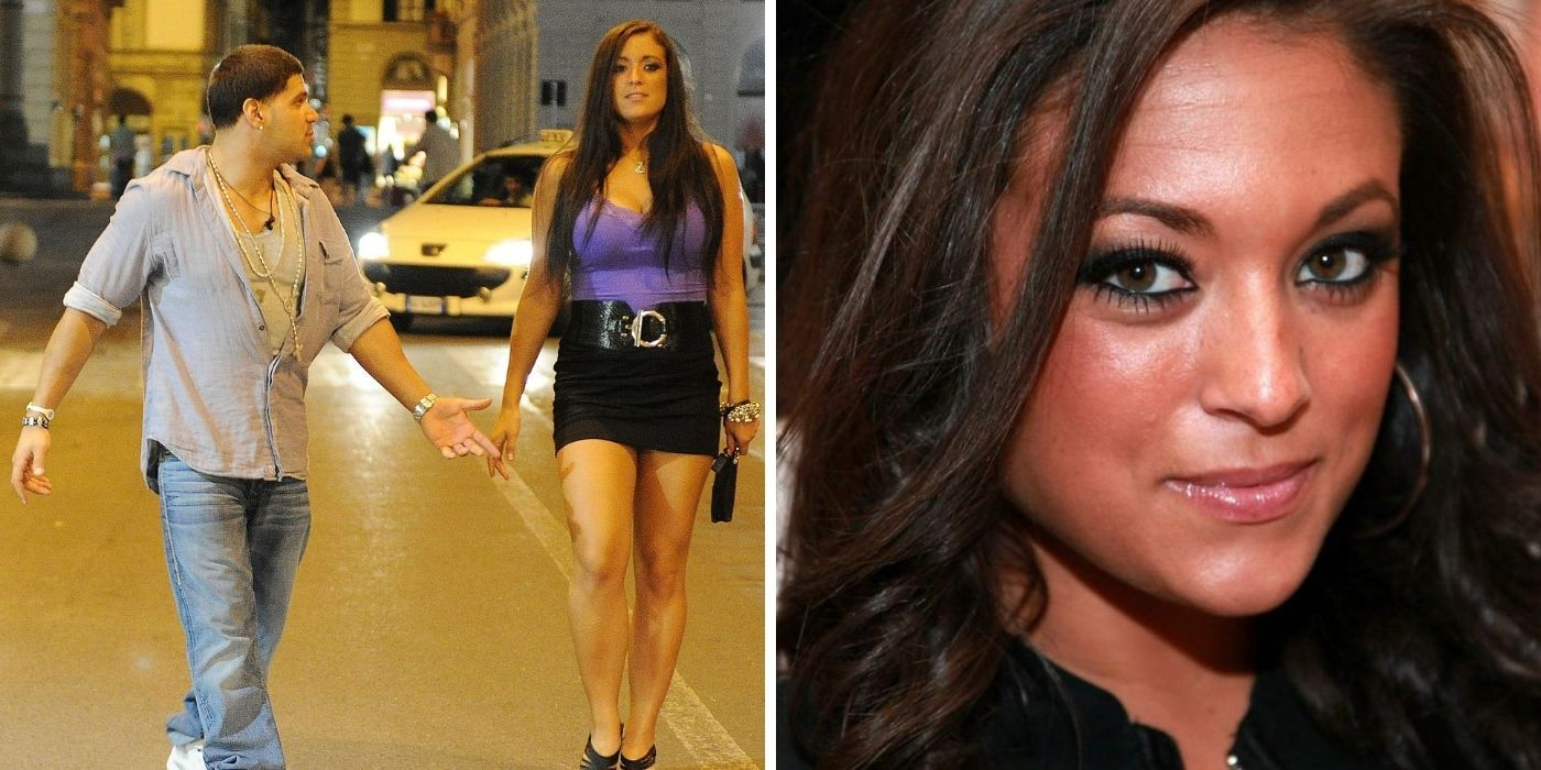 This Is What 'Jersey Shore's' Sammi Sweetheart Looks Like Now