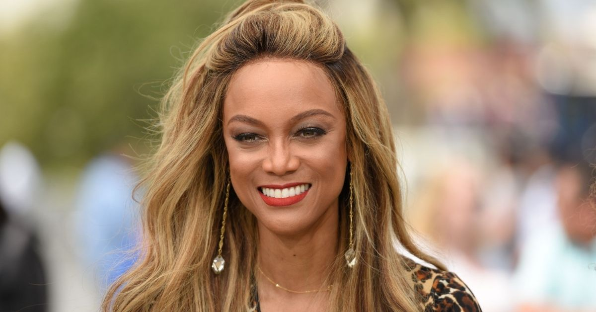 According To Tyra Banks, This Is The Best Accessory | TheThings