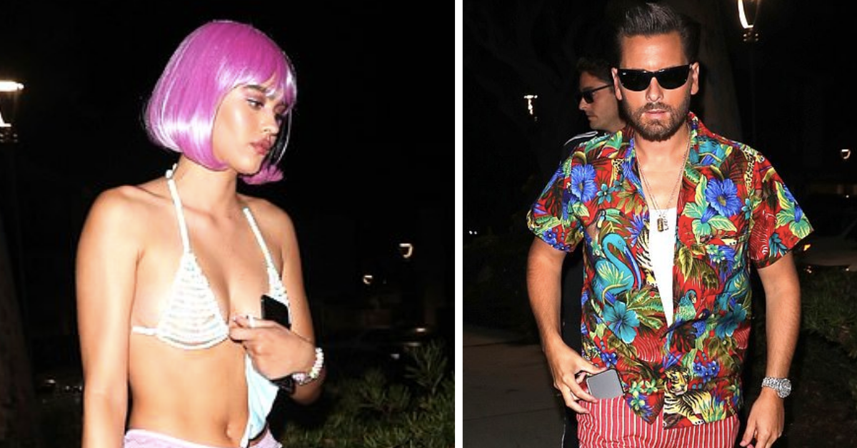 Fans Upset By News Of Scott Disick And Amelia Hamlin's Relationship