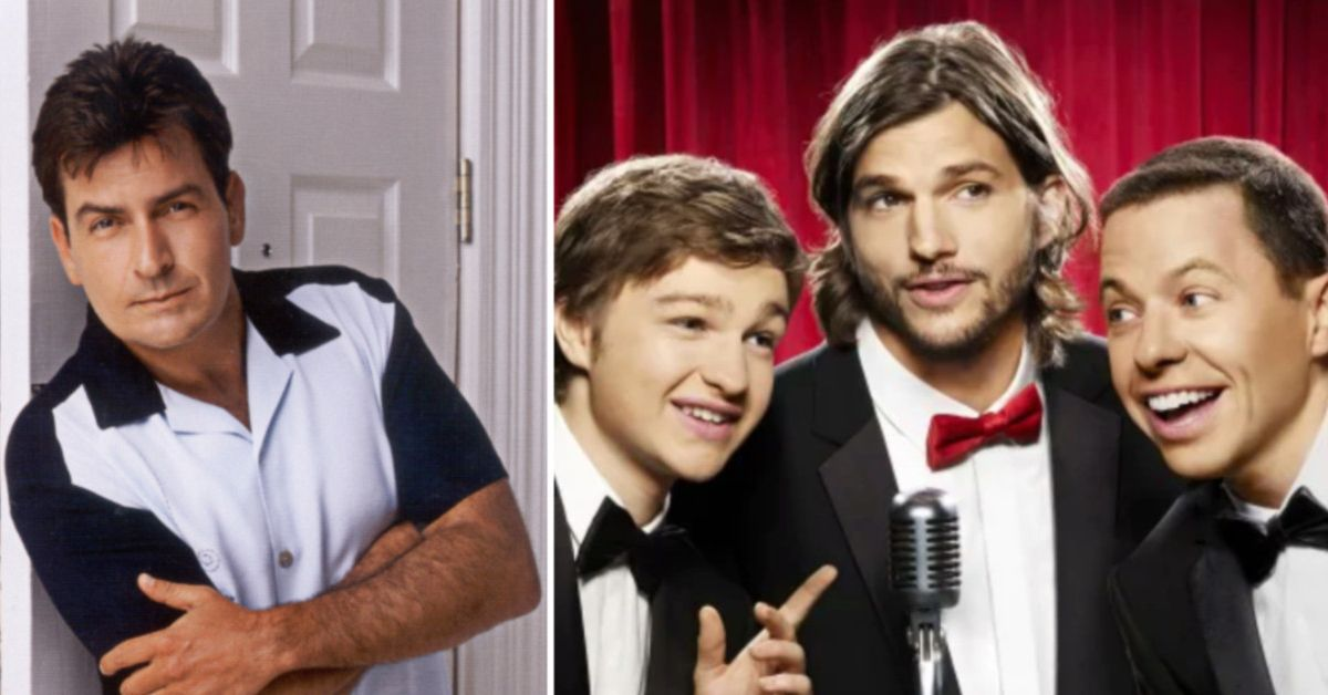 What Was Ashton Kutcher's Salary Compared To Charlie Sheen's On 'Two And A Half Men?'