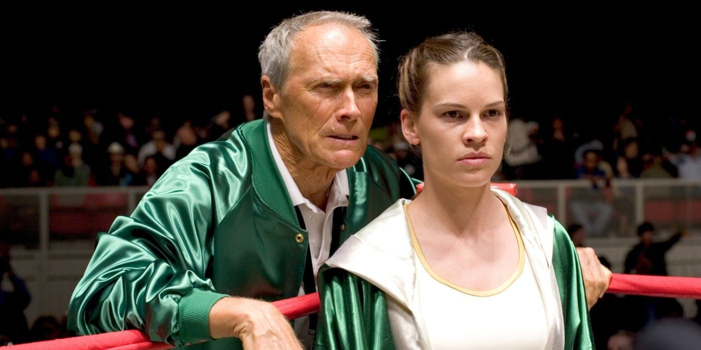 Hilary Swank Had To Deal With An Injury While Filming 'Million Dollar Baby'