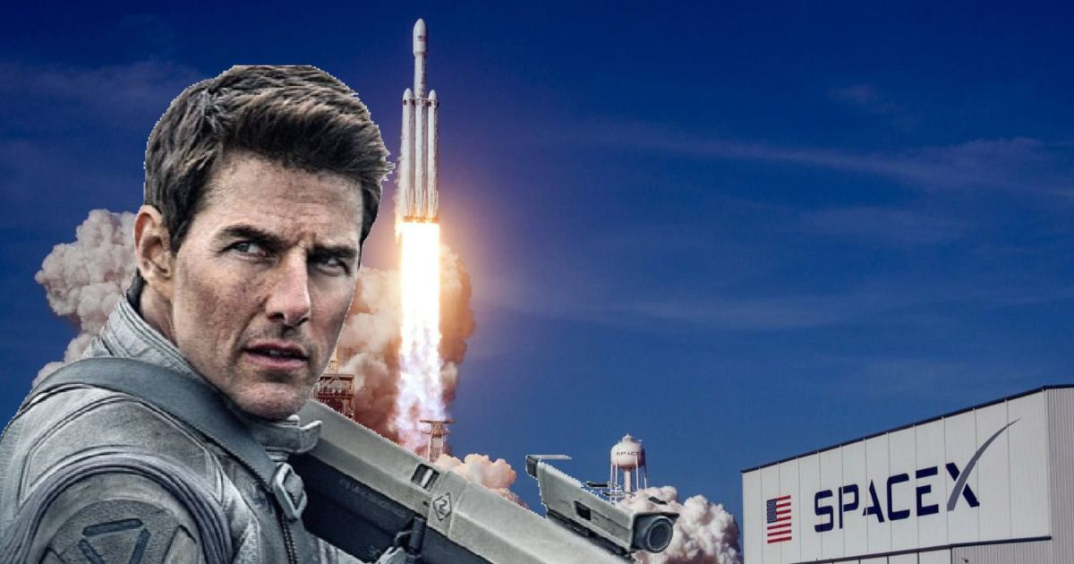 Russian TV Network Challenges Tom Cruise's First Movie To Be Shot In Space