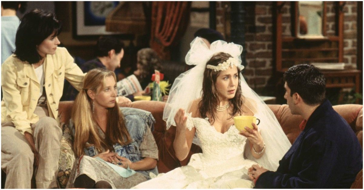 How The Cast of 'Friends' Celebrated The Success Of The Pilot