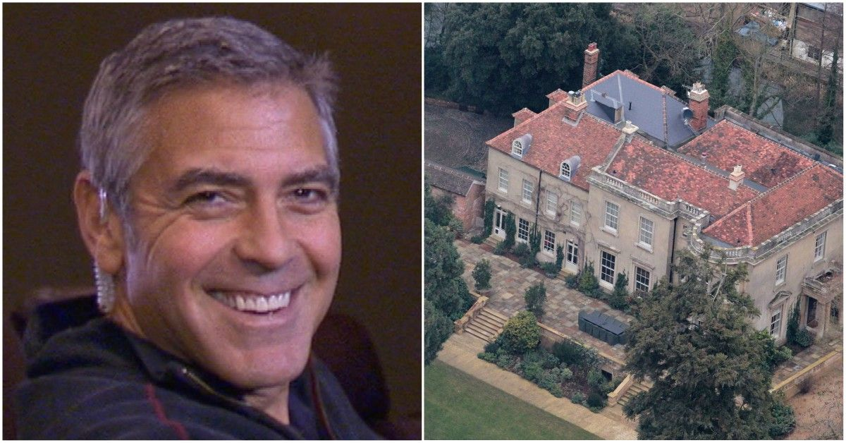 Why George Clooney Broke Into A House In Italy | TheThings