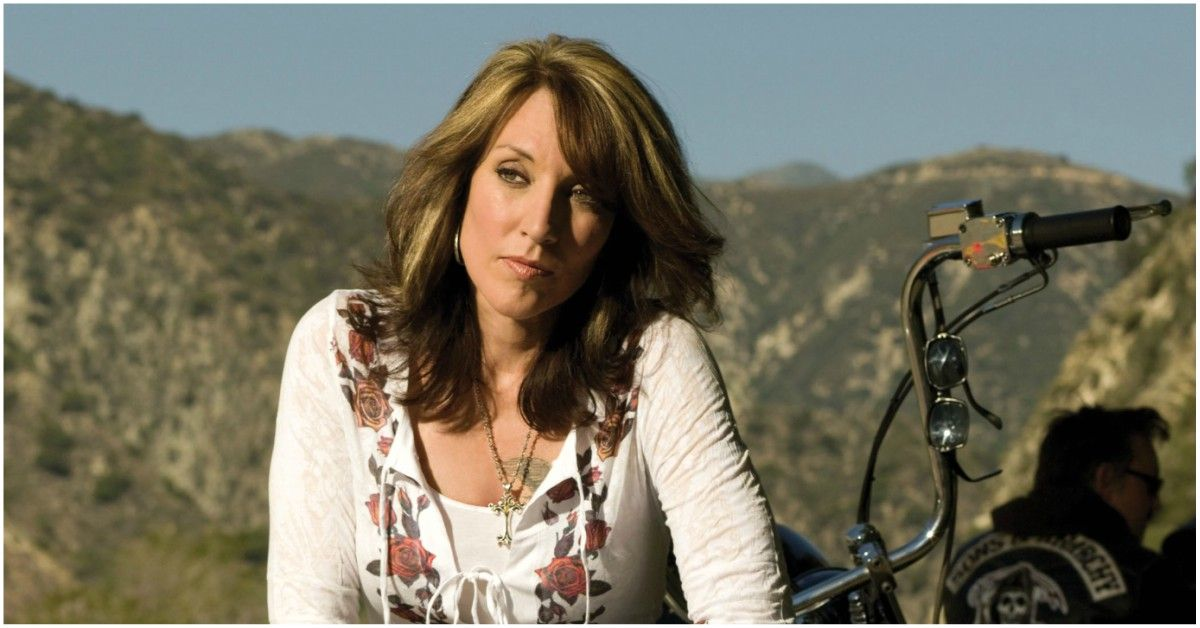 'Sons Of Anarchy's' Katey Sagal Had A Secret Career Before Becoming An Actress