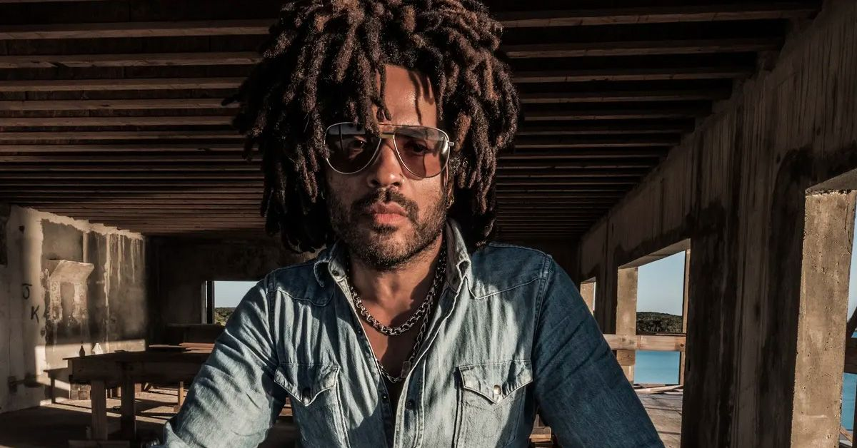 Lenny Kravitz Is Worth $80 Million, But He's Not Showing It Off