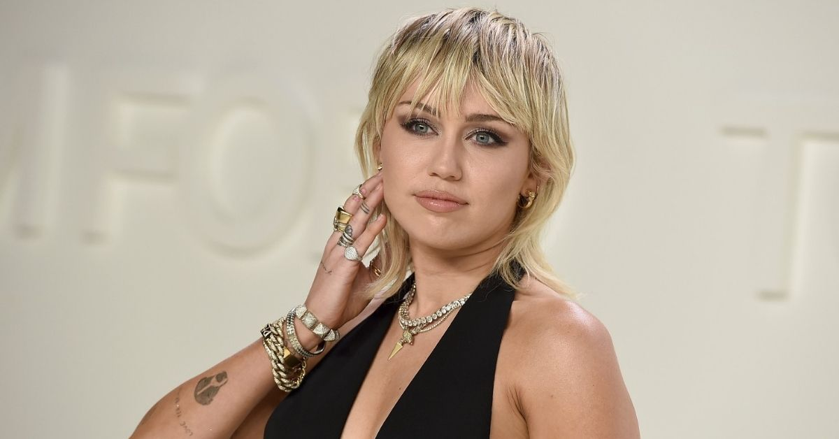 Miley Cyrus Shares An Adorably Strange Revelation About Her Childhood