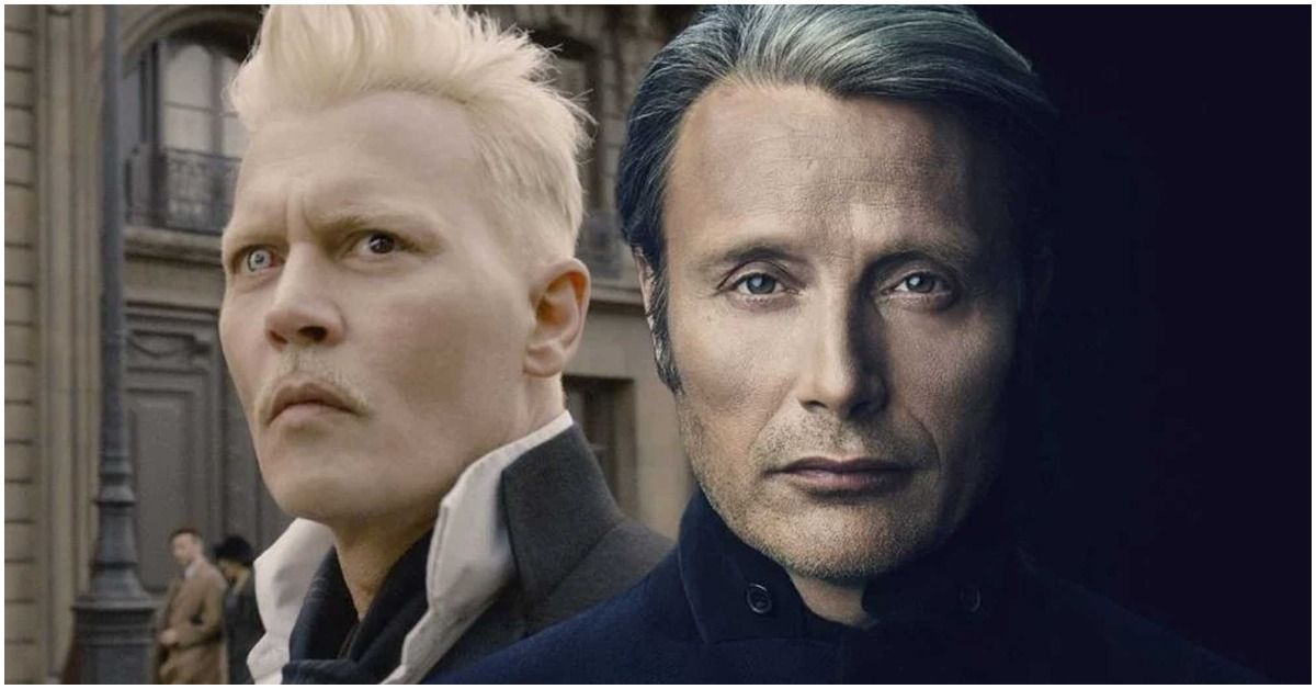 Johnny Depp Is Being Paid $10 Million For Filming One Scene In Fantastic Beast