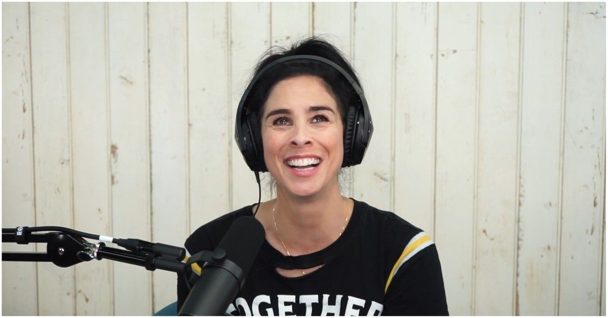 The Hilarious Truth About Sarah Silverman's Therapists