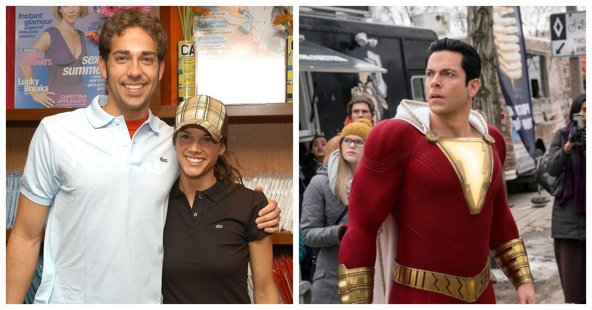 Zachary Levi Might Be Single, But His Love Life Is Not Boring