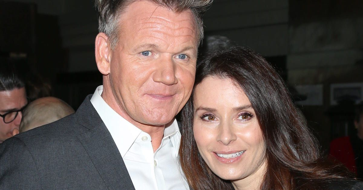 Gordon Ramsay Celebrates 24th Wedding Anniversary With Throwback Pic And Fans Think He Hasn't Aged