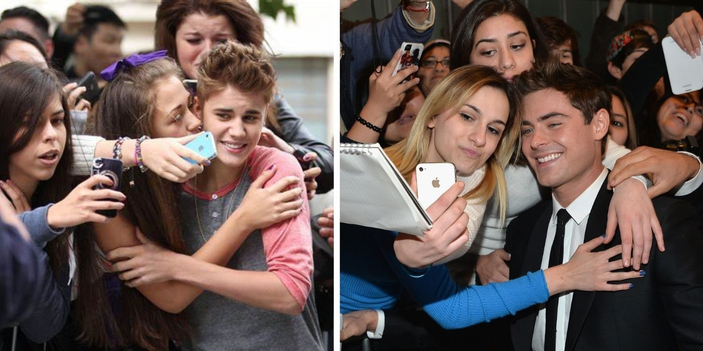 5 Celebs Who Adore Their Fans (& 5 Who Aren't Very Nice)