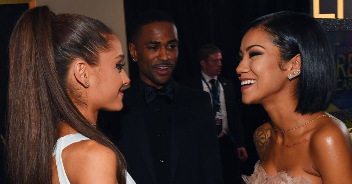 Fans Believe Ariana Grande And Jhene Aiko Have Been Feuding Over Big Sean For Years
