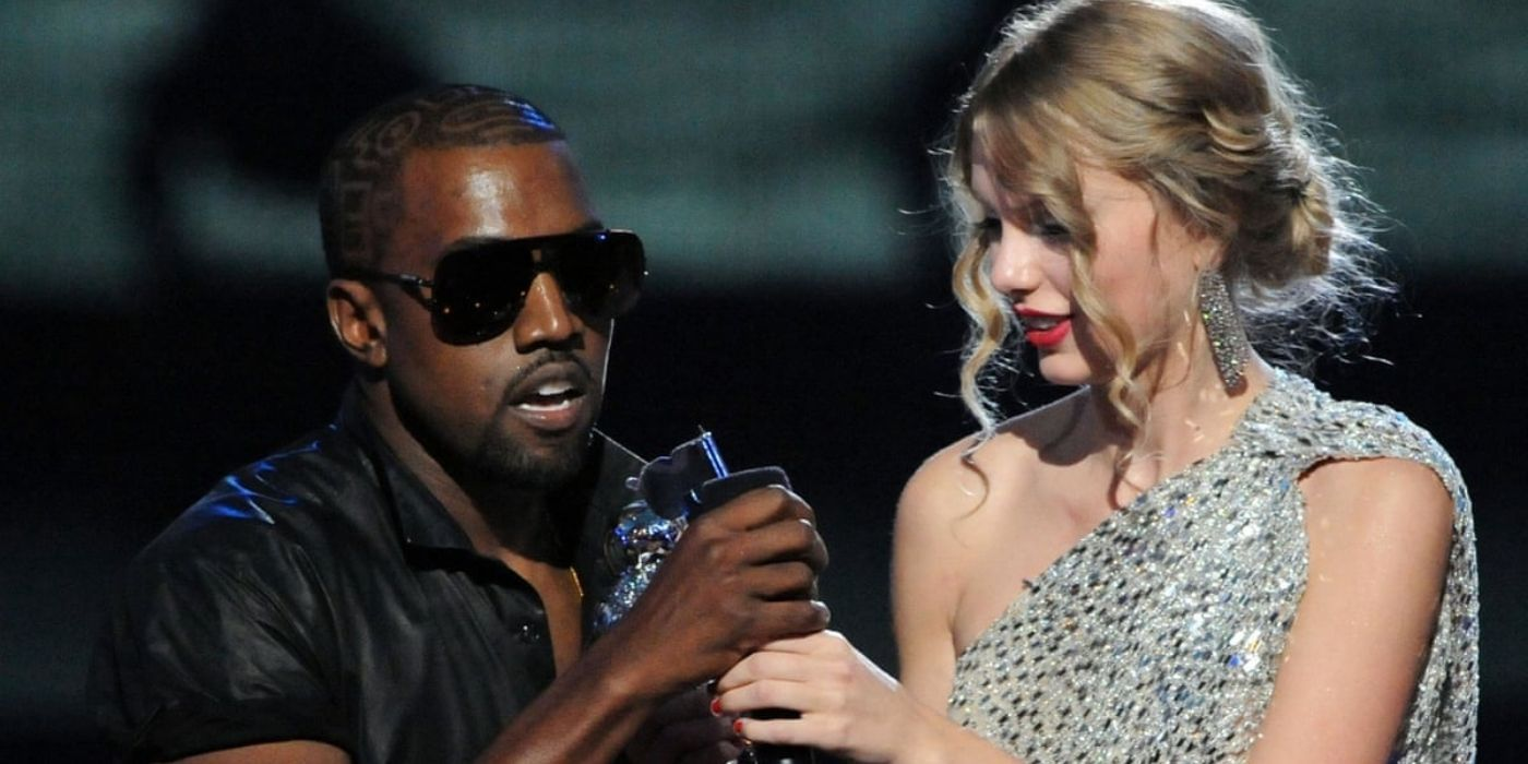 What Did Taylor Swift Say After Being Interrupted By Kanye West?