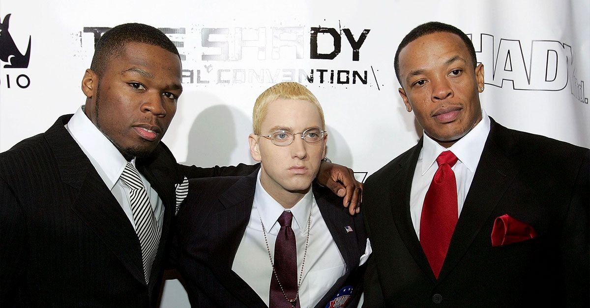 50 Cent Credits Eminem For His Career