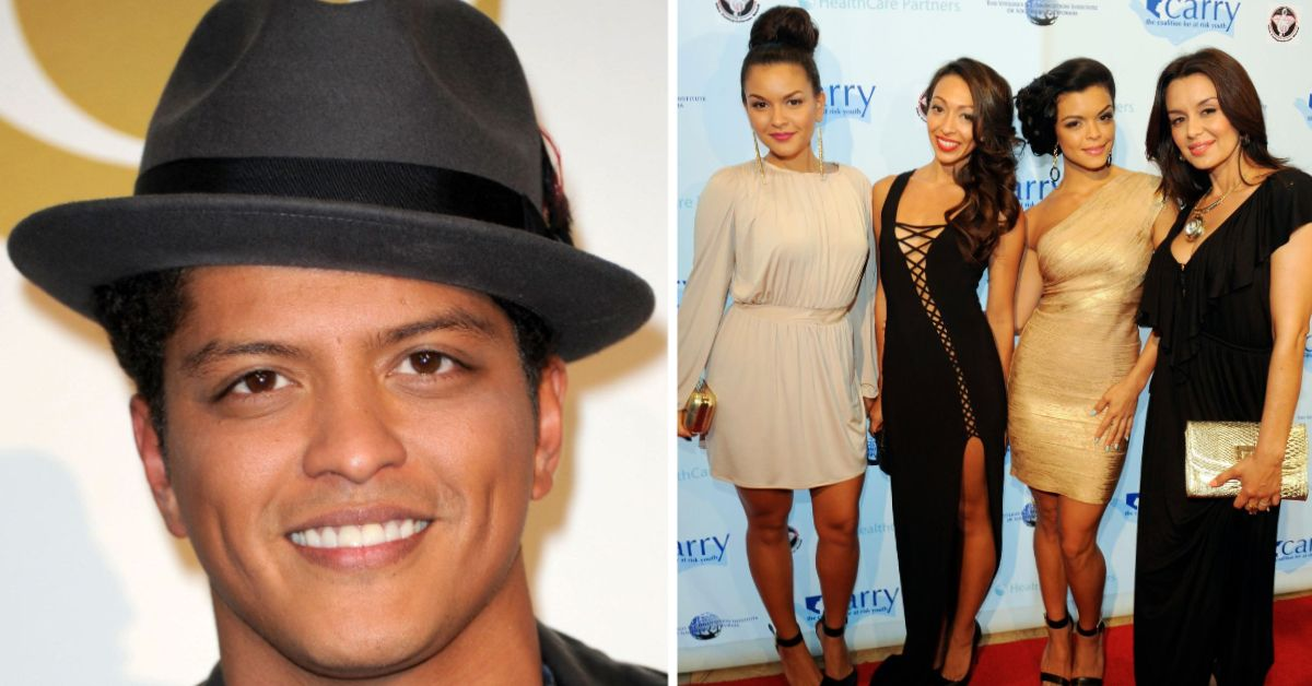 Who Are Bruno Mars' Five Siblings? | TheThings