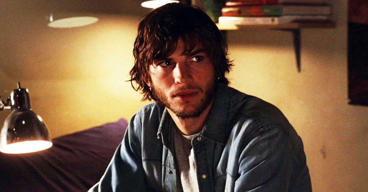 How Ashton Kutcher Prepared For His Role In 'The Butterfly Effect'