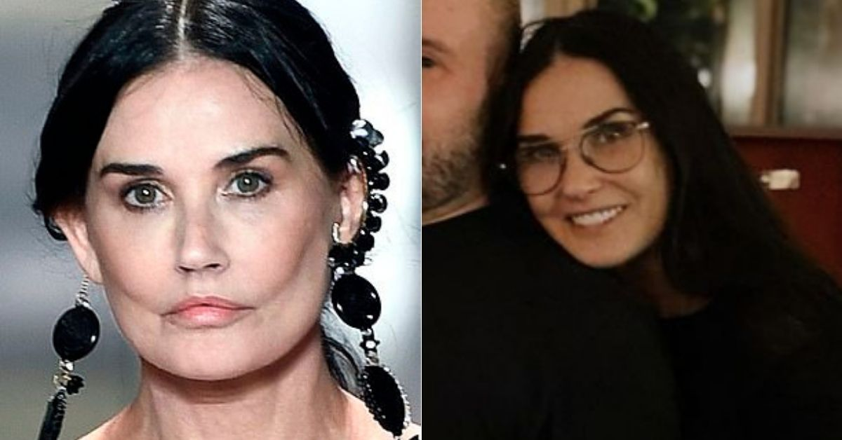 Demi Moore Fans 'Relieved' That Her Face Is Back To Normal After Runway Show