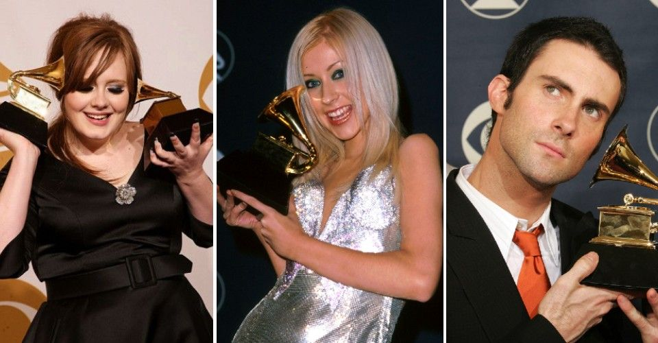 10 Grammy Best New Artists From The 2000s: Where Are They Now?