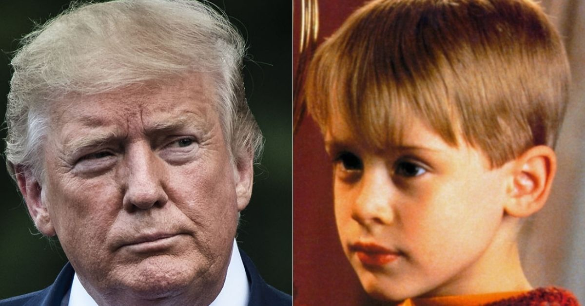 Macaulay Culkin Fans Thrilled After He Backs Trump's 'Home Alone 2' Removal